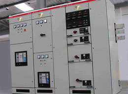 配电柜工程案例KX-002